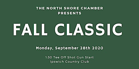 North Shore Chamber Fall Golf Classic tickets