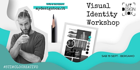 Visual Identity Workshop biglietti