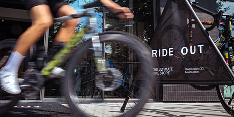 Ride Out Wednesday Lunch Ride tickets