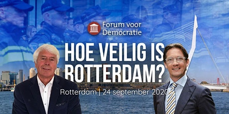 Hoe veilig is Rotterdam? tickets