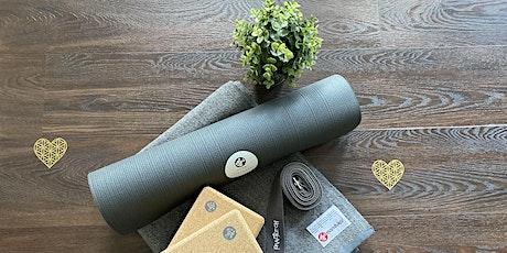 Prop It Up! Yoga Series - IN STUDIO + LIVESTREAM tickets
