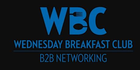September 23rd (Virtual/ Zoom) Wednesday Breakfast Club networking meeting tickets