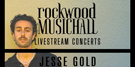 Jesse Gold - INSTAGRAM LIVE tickets
