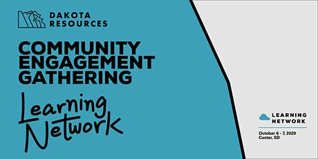 Learning Network Community Engagement Gathering tickets