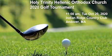 Holy Trinity Hellenic Orthodox Church 2020 Golf Tournament tickets