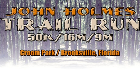 John Holmes Trail Run tickets