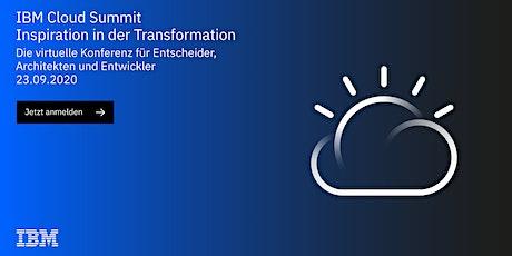 IBM Cloud Summit Tickets