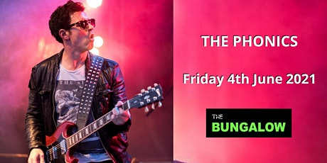 THE PHONICS tribute to The Stereophonics *re scheduled* tickets