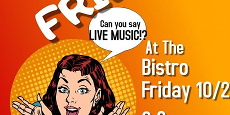 John Rybak + Friends at The Bistro tickets