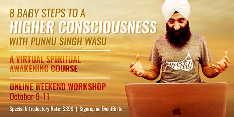 FALL USA SPIRITUAL AWAKENING COURSE tickets