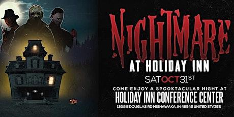 Nightmare at Holiday Inn tickets