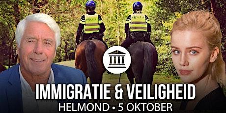 Immigratie & Veiligheid tickets