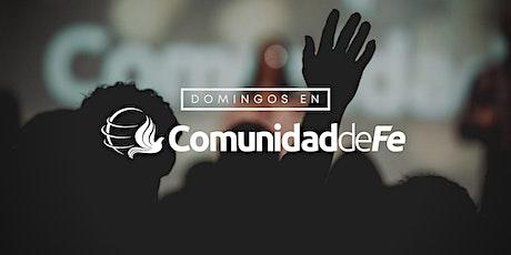 Domingos de Esperanza - Comunidad de Fe Ministries boletos
