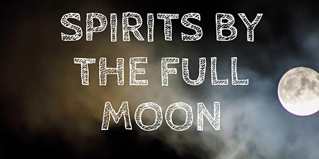 Graveside Paranormal Presents: Spirits by the Full Moon tickets