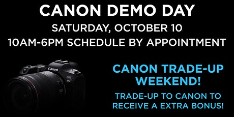 Canon Counter Day - Detroit tickets