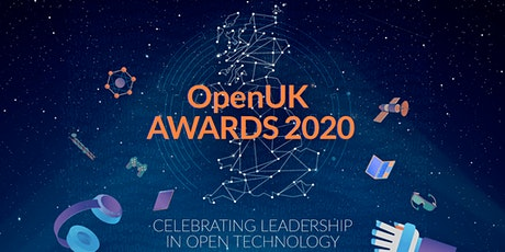 OpenUK Digital Awards Ceremony sponsored by Bristows tickets