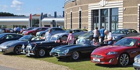 Jaguar Breakfast Club Meet October 2020 tickets