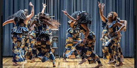 Naniobolo Community Dance and Drum Workshop tickets