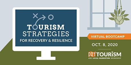 Tourism Strategies for Recovery & Resilience tickets