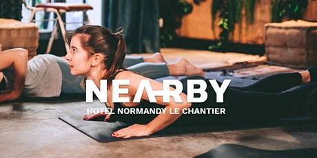 Cours de Yoga - Hotel Normandy Le Chantier billets