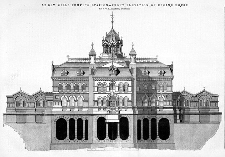 Virtual Tour - Joseph Bazalgette - London's Great Engineer image