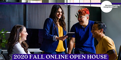 2020 Fall Online Open House tickets