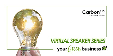 Carbon 613 Speaker Series with Cara Clairman from Plug 'n Drive (ENG) tickets