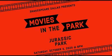 Outdoor Movies in the Park: Jurassic Park tickets