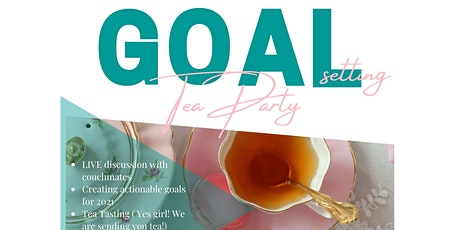 ReDefined Goals: A virtual tea and goal-setting party for female bosses tickets