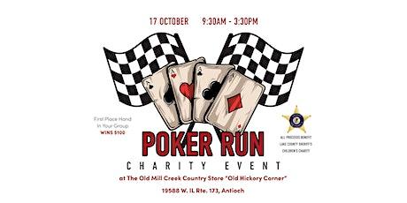 Poker Run tickets