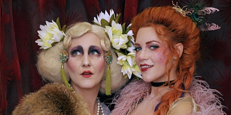 The FOX IN BLOOM - life drawing and cabaret salon Tickets