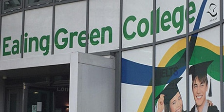 Ealing Green College: Open Day - 12 November 2020 tickets