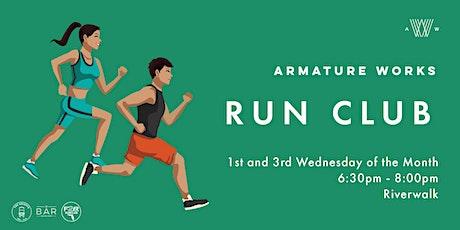 Armature Works Run Club - October 7 tickets