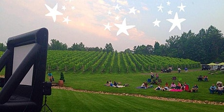 Sipping Under the Stars with Practical Magic tickets