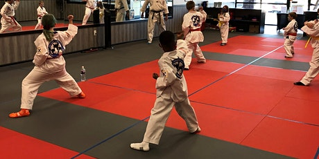 FREE Kid's Fitness Class at Life Champ Martial Arts of Gainesville tickets