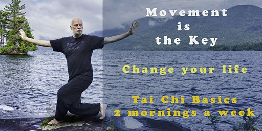 Begin Your Tai Chi journey