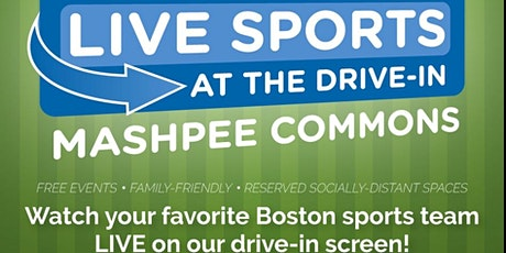 FOOTBALL NIGHT  at the Drive In! New England vs Seattle! tickets