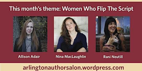 Fall Arlington Author Salon - Oct 1 tickets