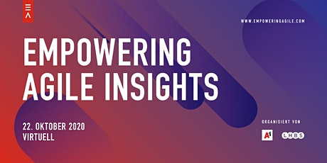 Empowering Agile Insights 2020 Tickets