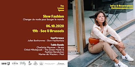 SLOW FASHION - Changer de Mode pour Bouger le Monde billets