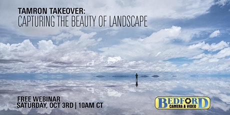 Capturing the Beauty of Landscape Photography with Jeff Allen tickets