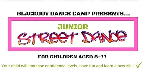 Blackout Dance Camp - Junior Street Dance Class tickets