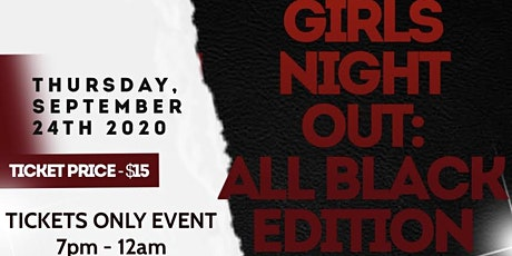 Girls Night Out: All Black Edition tickets