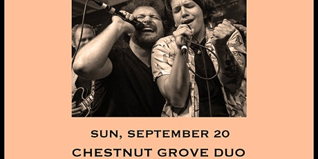 Chestnut Grove - Tailgate Takeout Series tickets