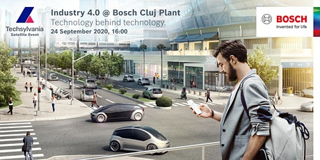 Industry 4.0 @Bosch Cluj Plant, Technology behind technology tickets