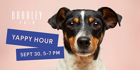 Yappy Hour at Bradley Fair tickets