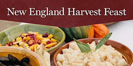New England Harvest Feast - Saturday November 28, 2020 tickets