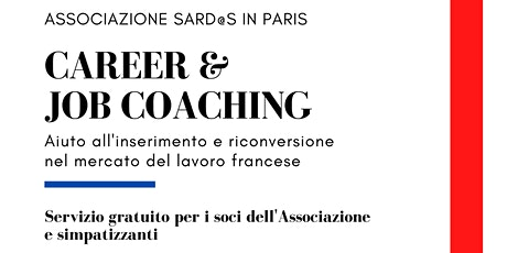 CAREER & JOB COACHING biglietti