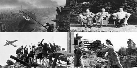 The End of World War II & the Start of the Cold War in Europe tickets