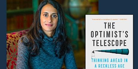 You're Invited to a Conversation With Bina Venkataraman tickets